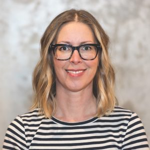 Pamela Saunders (Microsoft Vancouver)