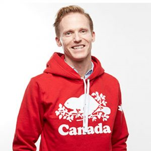James Connell (Roots Canada)